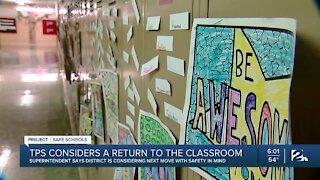 Tulsa Public School Board Meets to Discuss Future Learning