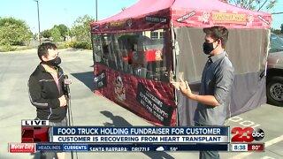 Local heart transplant recipient discusses Sunday's fundraiser