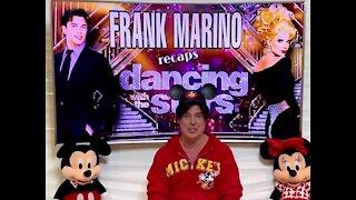 Frank Marino recaps Dancing With The Stars
