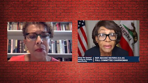 Maxine Waters says segregation still exists today, witness agrees with her