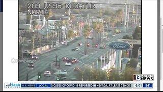 Crash near Washington and Decatur | Breaking news