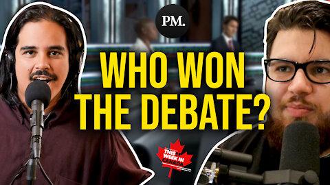 DEBATE RECAP: Trudeau loses big, O'Toole and Paul shine bright