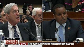 Rep. Joe Neguse, D-Colo., questions Robert Mueller about Trump Tower meeting