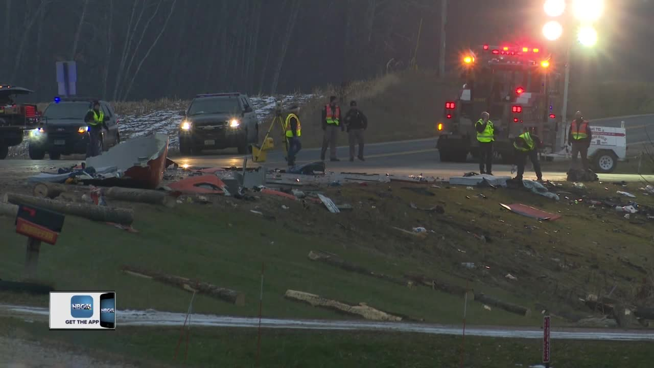 Manty fatal semi crash