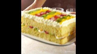 3 Leches Sheet Cake