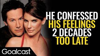 Keanu Reeves and Sandra Bullock's Long Kept Secret