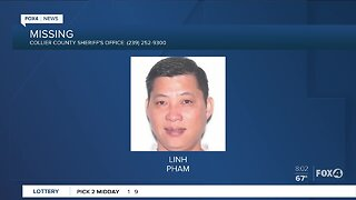 Missing man from Collier County, Linh Pham