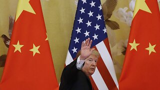 China Blames The Trump Administration For Failed Trade Negotiations