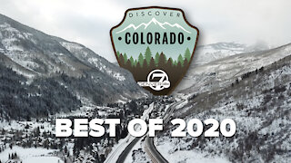 Discover Colorado: Best of 2020