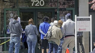 Weekly Jobless Claims Fall Slightly, But Less Than Expected