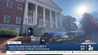 Inauguration security