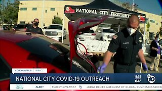 National City officials urge residents to make safe decisions