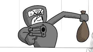 The Heist - Animated Short
