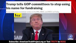 Trump Says No To GOP!