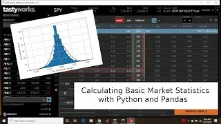 Calculating Simple Statistics with Python and Pandas: Stock Market Data