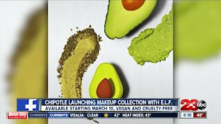 Chipotle launching makeup collection with E.L.F.