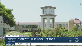 Free tuition at MiraCosta College for Oceanside residents