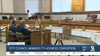 Two Cincinnati City Council Members to hold press conferences on public corruption