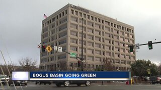Bogus Basin plans to go green