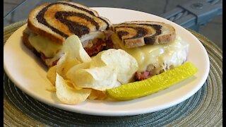 TheReuben Sandwich