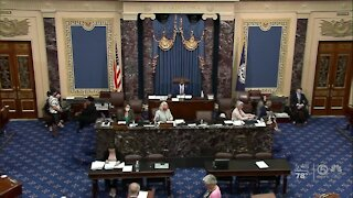 Voting rights bill fails in Senate as focus shifts again to filibuster