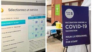 Les 18-39 ans peuvent devancer leur 2e dose de vaccin à partir de cette semaine au Québec