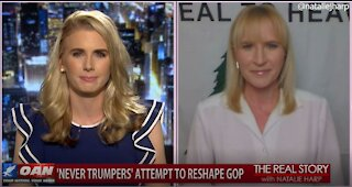 The Real Story - OANN Reshaping the GOP with Liz Harrington