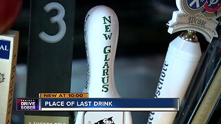 Place of Last Drink: Going back to where drunk drivers were last served