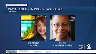 Racial Equity in Policy Task Force meeting today