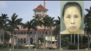 Accused Mar-a-Lago trespasser appears nervous in court