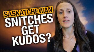 Saskatchewan sets up COVID snitch line, detainment centres and enforcement team