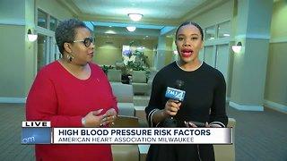 High blood pressure risk factors