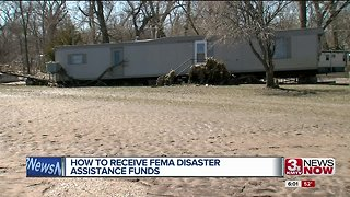 FEMA explains requirements to receive disaster relief funds