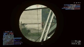 Cross Map Snipe Games