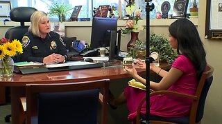 Chula Vista Police Chief Roxana Kennedy