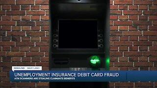 MFM: Unemployment insurance debit card fraud