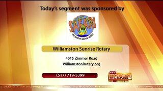 Williamston Sunrise Rotary - 7/29/20