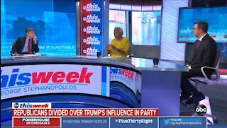 Donna Brazile: Dems Have No Choice But To Focus On Trump
