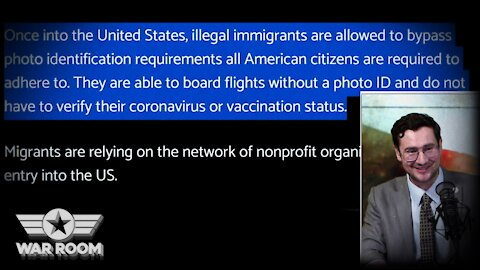 Charity Brags About Flying In Thousands Of Illegal Immigrants