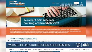 Website helps students find scholarships