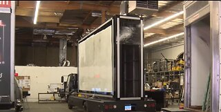 Clark County commissioners pass new rules for mobile billboards