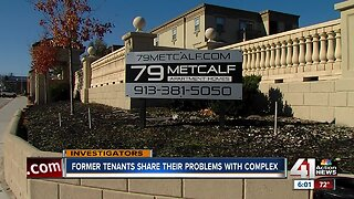 Former tenants share their problems with OP complex