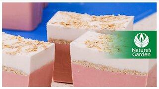 Breast Cancer Awareness Soap Recipe - Natures Garden