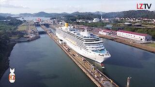 Cruise Ship Zaandam