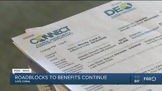 People still waiting for unemployment benefits as new applications grow