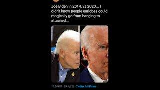 Psychic Focus on Biden 2.0