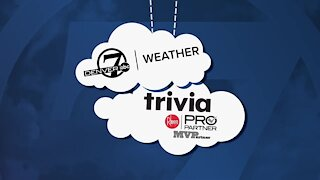 Weather Trivia: What in monsoon moisture?