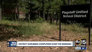 Flagstaff schools back in session after security scare
