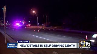 Deadly crash involving self-driving Uber raises questions on company policies