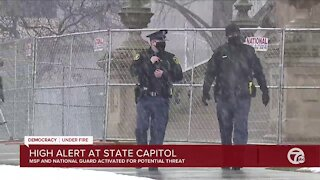 Whitmer activates National Guard ahead of planned armed protests at Capitol this weekend